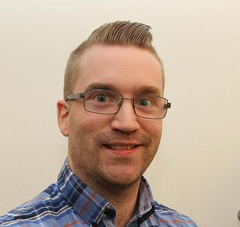 Prosjekteringsingeniør Anders
