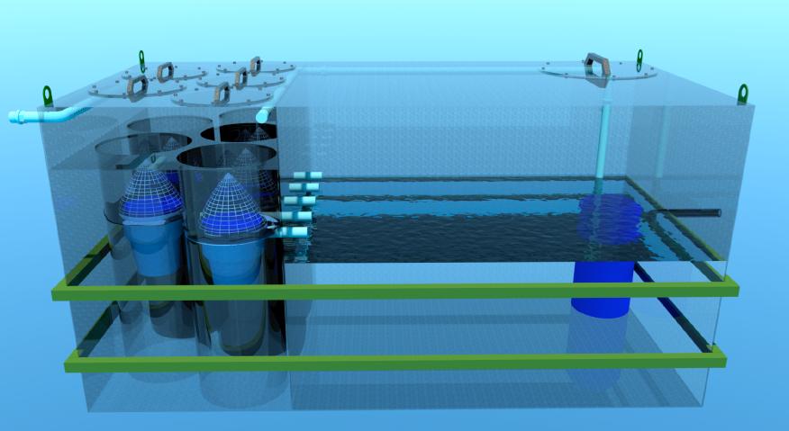 Mivanor Stormwater for behandling av overflatevann