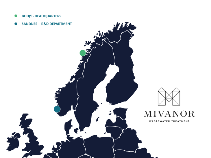 Mivanor Locations