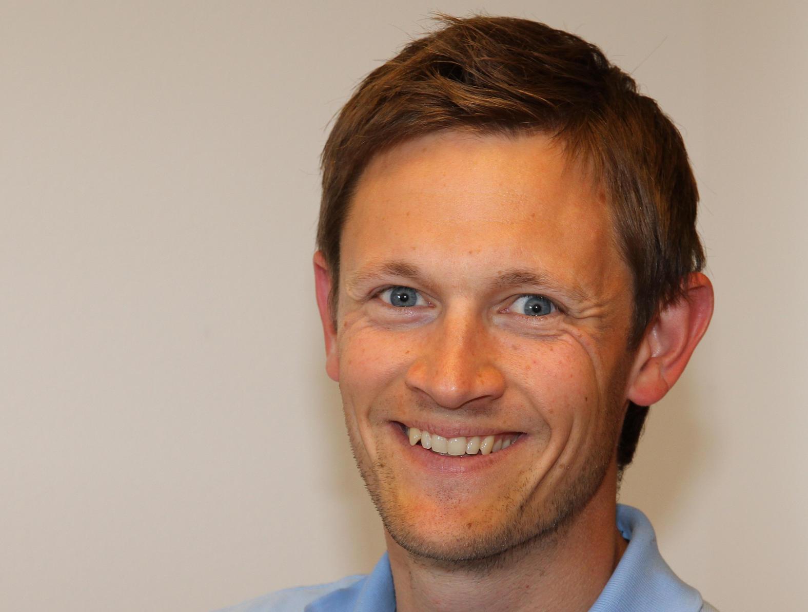 CEO Fredrik Korpe Mivanor