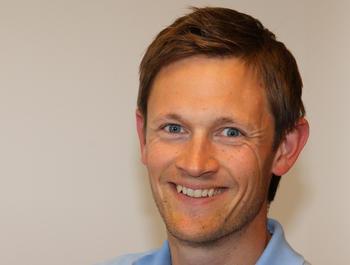 CEO Fredrik Korpe
